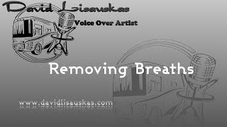 Removing Breaths using TwistedWave
