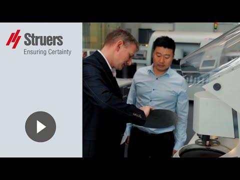 Struers - Corporate Presentation