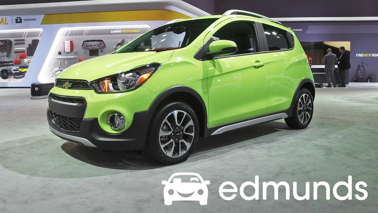 2017 chevrolet spark review features rundown edmunds