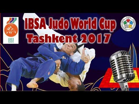IBSA Judo World Cup Tashkent 2017