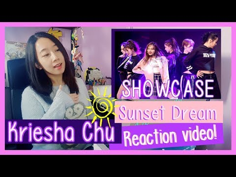 Kriesha Chu 크리샤 츄 - Sunset Dream Showcase Stage Reaction  ♫