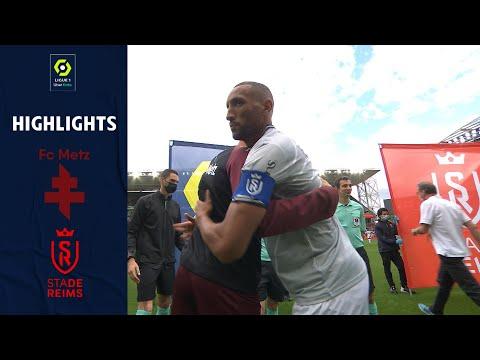 Metz Reims Goals And Highlights