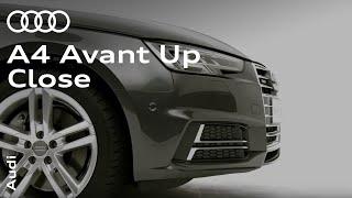 Audi A4 Avant 2016 Videos
