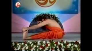 Baba Ramdev   10 Asanas To Loose Weight   English   Yoga Health Fitness