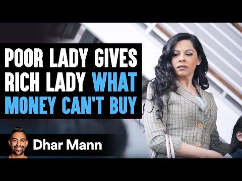 rich lady tube