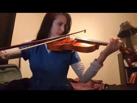 Learning the Violin - Week 20 - Grizzly Hills