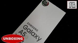 Samsung Galaxy A5 (2016) unboxing primo contatto e test Antutu