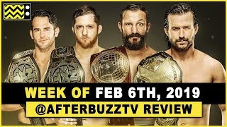 WWE's NXT for February 6th, 2019 Review & After Show