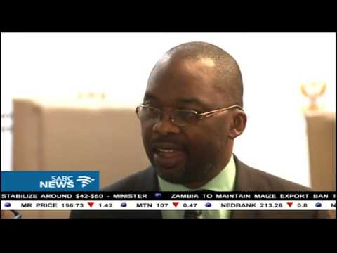 Interview: Justice Minister, Michael Masutha