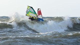 As good as it gets?? maybe? it was good, for sure :-),Windsurf from Hanstholm Cold Hawaii Denmark