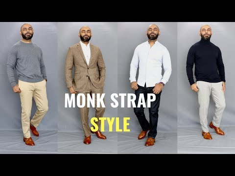 The Best Monk Strap Shoes Guide Youll Ever Read