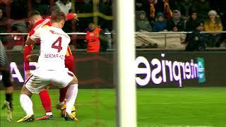Kayserispor 1 - 3 Galatasaray #Özet