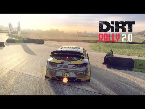 RX Update Lydden Hill Renault Megane ''DiRT Rally 2.0''