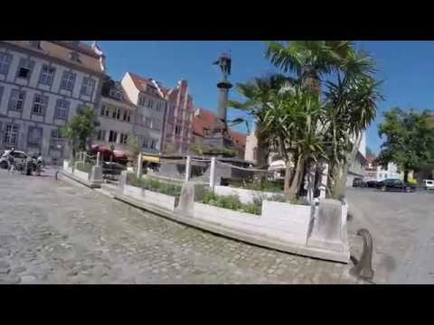 STREET VIEW: Lindau im Bodensee in GERMANY