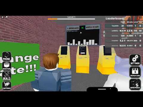 Bitcoin Miner [Beta] Roblox EP 108