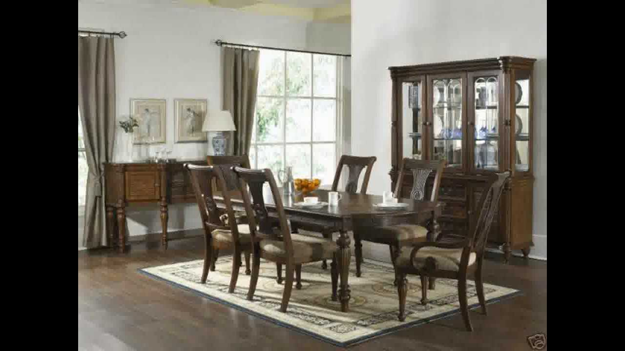 l shaped living room dining room ideas youtube On l shaped living dining room