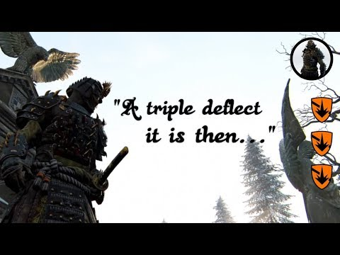 """""""Going to quit? Time for a triple Hurricane Blast!"""" - Orochi Duels Ep.#71 [For Honor]"""