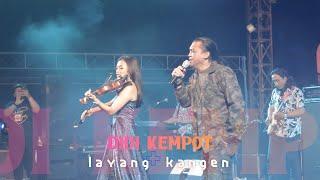 DIDI KEMPOT, Layang Kangen Live at Breksi