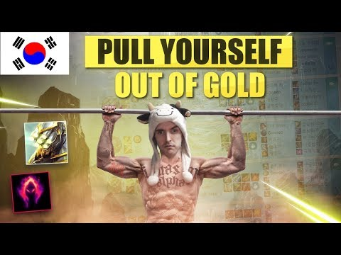 YOU ARE YOUR OWN TEAM - CARRY YOURSELF OUT OF GOLD  - Cowsep