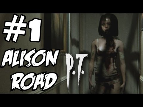 Allison Road Gameplay Walkthrough Part 1 P.T. Silent Hills Resurrected? Let's Play Review