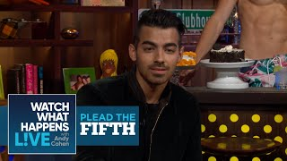 Joe jonas plays shag, marry, kill: taylor swift, gigi hadid & demi lovato | wwhl