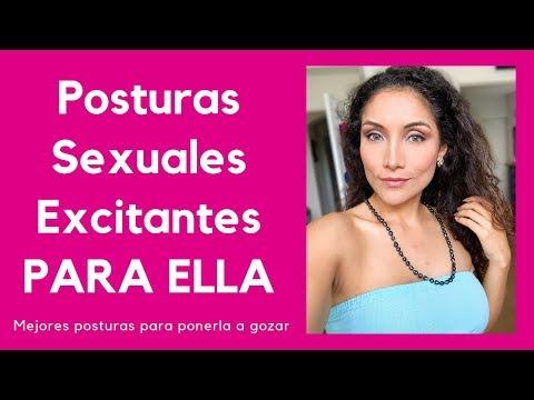 Las mejores posiciones sexuales para una mujer