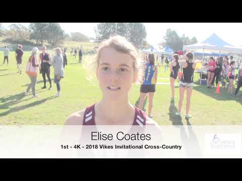 elise-coates-interview-from-2018-vikes-invitational-cross-country-meet