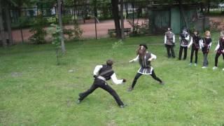 Сценическое фехтование. Старшая студия