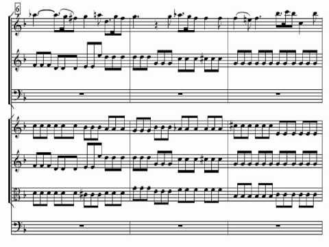 [Vienna, 1964] Vivaldi: Concerto for Two Violins & Cello in d, RV 565
