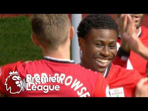 Nathan Tella grabs two-goal Southampton cushion v. Fulham | Premier League | NBC Sports