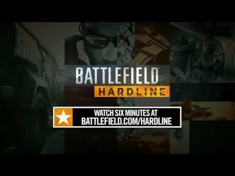 Battlefield: Hardline Gameplay Trailer - E3 2014