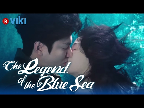 The Legend Of The Blue Sea - EP 2 | Jun Ji Hyun & Lee Min Ho's Under The Sea Kiss
