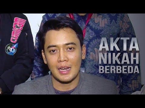 Akta Nikah Hilda dan Kriss Hatta Berbeda, Siapa yang Palsu? - Cumicam 20 April 2018
