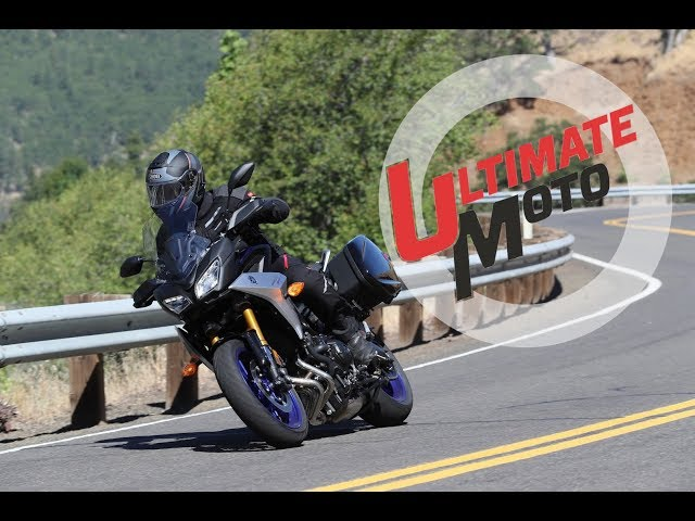 2019 Yamaha Tracer 900 GT First Ride Review | Ultimate Motorcycling
