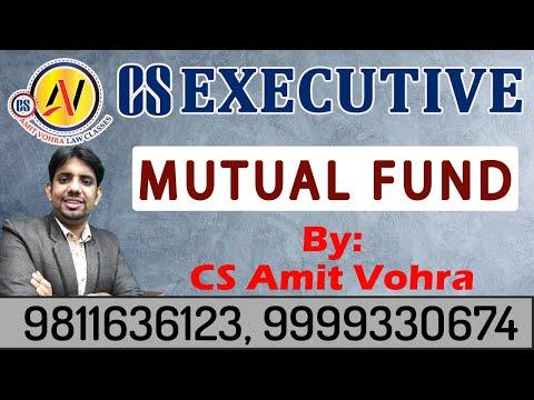 Mutual Fund (CS Exec - CMSL)