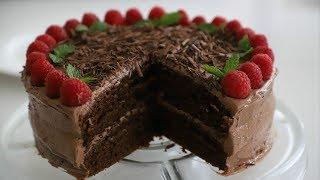 Շատ Հեշտ ու Արագ Շոկոլադե Տորթ - Easy Chocolate Cake - Heghineh Cooking Show in Armenian