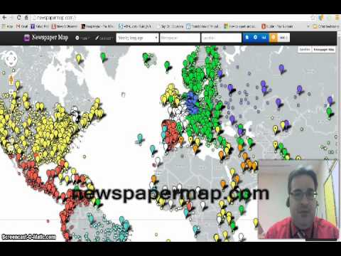 Tech Tidbits  Current Events and Geography