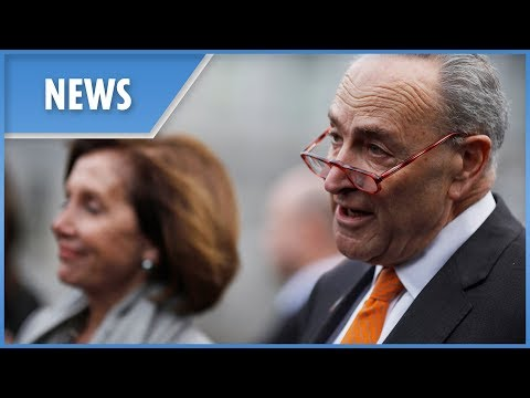 """Trump walks out of negotiations with """"unwilling"""" Democrats"""