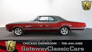 1966 Oldsmobile Starfire Gateway Classic Cars Chicago #1236