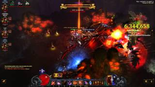 Diablo Iii - Demon Hunter *set Marauder & Aughild & Blackthornd