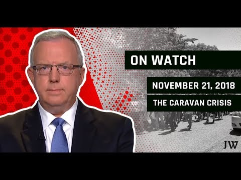 On Watch: Exposing Mainstream Media Lies About the Illegal Alien Invasion