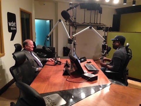 Detroit Mayor Mike Duggan Appears on Detroit Today