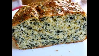 Spinach Bread | EASY TO LEARN | QUICK RECIPES