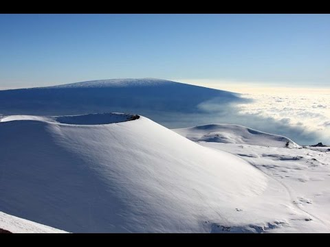 Parts Of Hawaii Could See Up To Foot Of Snow