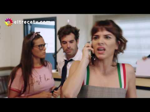 Lara ve que Romina se le acerca mucho a Mateo y se pone celosa