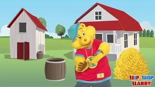 Top Kids TV|Fun On The Farm & Staying Clean|Nursery Rhymes|Hip Hop Harry
