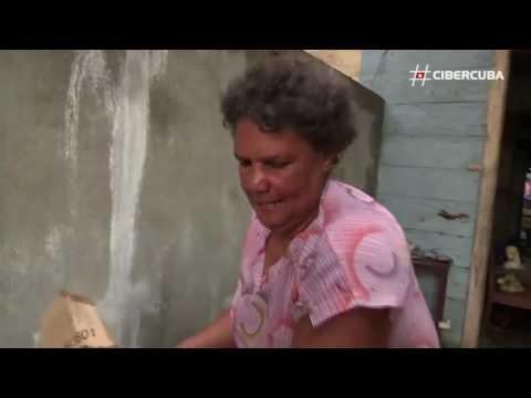 Baracoa destrozada por el Huracán Matthew (Guantánamo, Cuba)