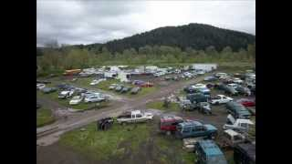Taylors Towing And Auto Wrecking, Cottage Grove Oregon