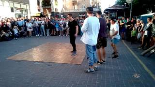 Танцы vs Батлы. Крещатик. Киев часть 6