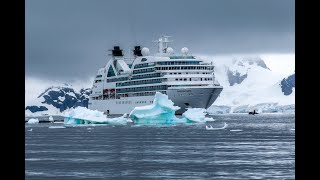 Путешествие в Антарктиду. Travel to Antarctica.